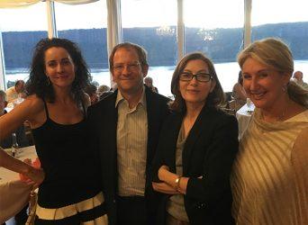 DeLauné with Will Schwalbe, Annabelle Gurwitch, Jane Green